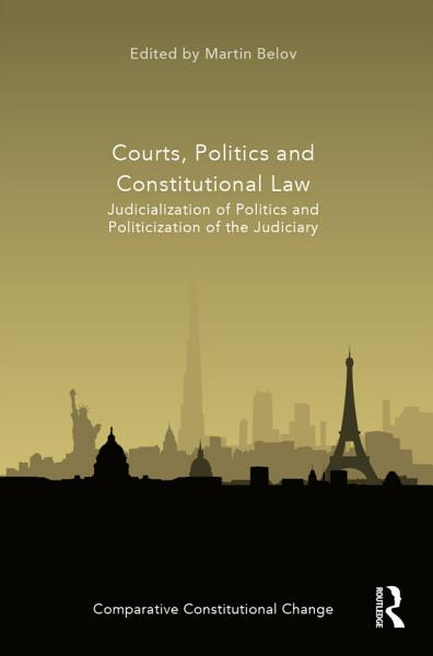 Download Courts  Politics and Constitutional Law Book