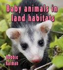 Baby Animals in Land Habitats PDF