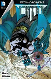 Legends of the Dark Knight (2012-2013) #16
