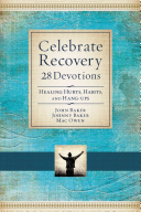 Celebrate Recovery Booklet PDF