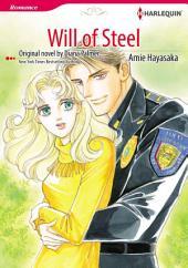 WILL OF STEEL: Harlequin Comics