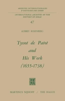 Download Tyssot De Patot and His Work 1655     1738 Book