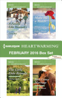 Harlequin Heartwarming February 2016 Box Set