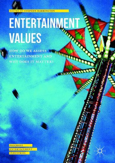 Entertainment Values PDF