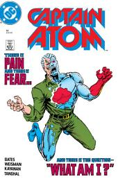 Captain Atom (1986-) #32