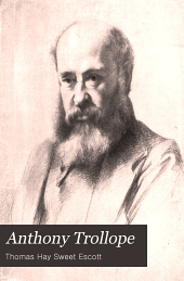 Anthony Trollope: His Work, Associates and Literary Originals