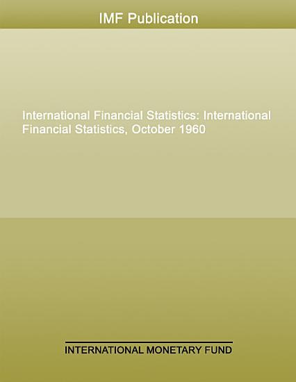 International Financial Statistics PDF
