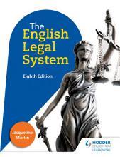 English Legal System Eighth Edition PDF