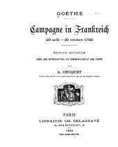 Campagne in Frankreich (23 août-20 octobre 1792)