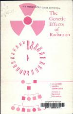 The Genetic Effects of Radiation