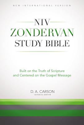 The NIV Zondervan Study Bible  eBook PDF