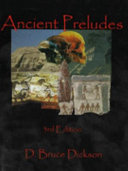 Ancient Preludes 3rd