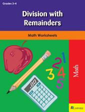 Division with Remainders: Math Worksheets