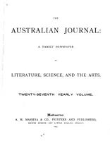 The Australian Journal PDF