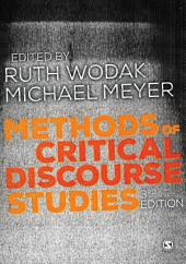 Methods of Critical Discourse Studies: Edition 3