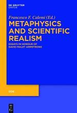 Metaphysics and Scientific Realism