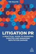 Litigation PR