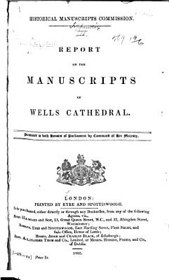 The Manuscripts of the Earl of Westmorland  Captain Stewart  Lord Stafford  Lord Muncaster  and Others