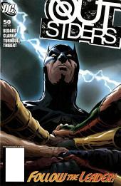 Outsiders (2003-) #50
