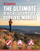 The Ultimate Backcountry Survival Manual PDF