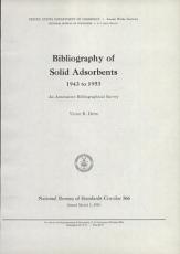 Circular of the National Bureau of Standards PDF