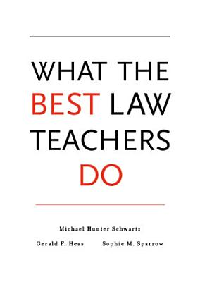 What the Best Law Teachers Do