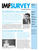 Imf Survey No. 22 2003