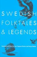 Swedish Folktales and Legends PDF