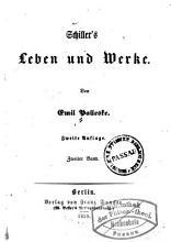 Schiller s Leben und Werke PDF