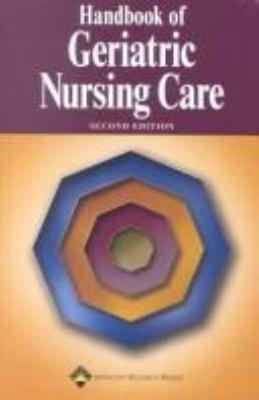 Handbook of Geriatric Nursing Care PDF