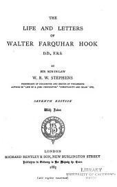 The Life and Letters of Walter Farquhar Hook