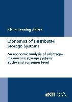 Economics of Distributed Storage Systems