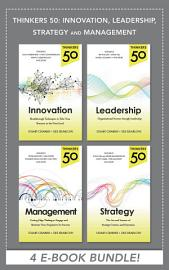 Thinkers 50 Innovation Leadership Management And Strategy Ebook Bundle
