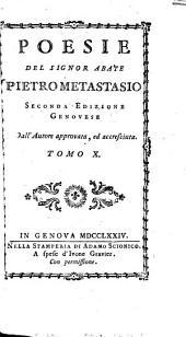 Poesie: t. 1-6 et 8-11