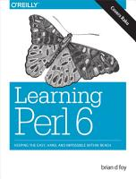 Learning Perl 6 PDF