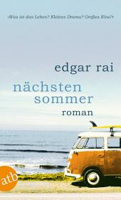 Nächsten Sommer: Roman