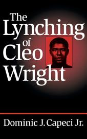 The Lynching Of Cleo Wright