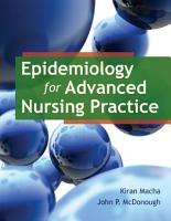 Epidemiology for Advanced Nursing Practice PDF