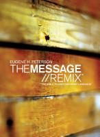 The Message  REMIX PDF
