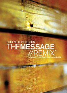 The Message  REMIX Book