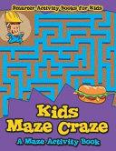 Kids Maze Craze PDF