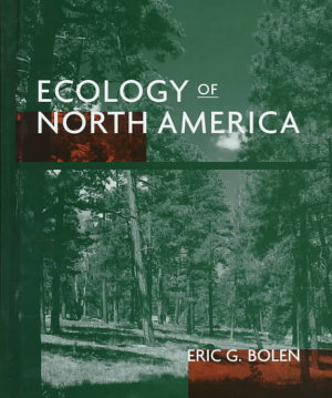 Ecology of North America PDF