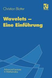 Wavelets: Eine Einführung