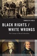 Black Rights white Wrongs PDF