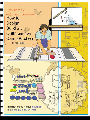 How to Design  Build and Outfit Your Own Camp Kitchen PDF