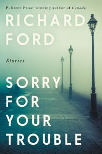 Sorry for Your Trouble Book