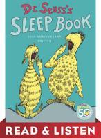 Dr  Seuss s Sleep Book  Read   Listen Edition PDF