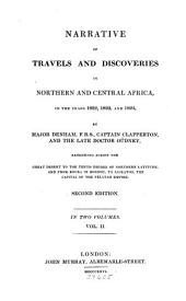 Narrative of Travels and Discoveries in Northern and Central Africa: In the Years 1822, 1823, and 1824, Volume 2