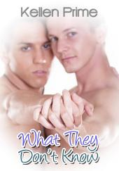 What They Don't Know : Gay Erotica Sex: (Adults Only Erotica)