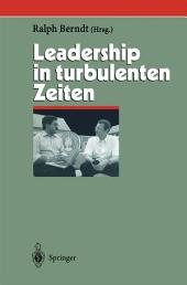 Leadership in turbulenten Zeiten